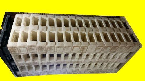 16 + 1 Palettes plastique HD lourde usage industrielle et alimentaire 800 x 1200 mm