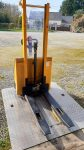 Gerbeur électrique Lifter GX10-16 occasion (4)